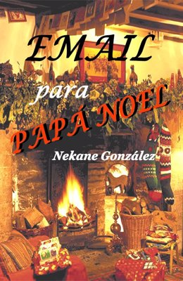 Libro email para Papa Noel de Nekane González
