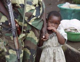 La experiencia de un niño soldado reclutado en República Democrática del Congo cuando tenía cinco años
