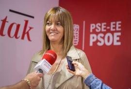 """Mendia (PSE-EE): """"No permitiremos que los violentos vuelvan a sembrar Euskadi de miedo y violencia"""""""