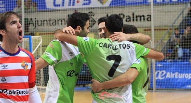 Palma Futsal da un golpe en la mesa frente a Movistar Inter