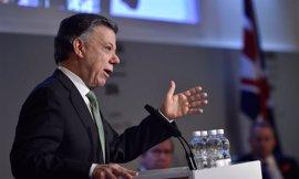"""Santos afirma que """"pronto"""" se tomará la decisión sobre cómo refrendar el nuevo acuerdo de paz"""
