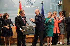 Zoido preside este lunes el acto de toma de posesión de la nueva cúpula de Interior