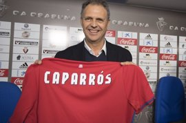 Caparrós busca estrenarse con triunfo en Butarque