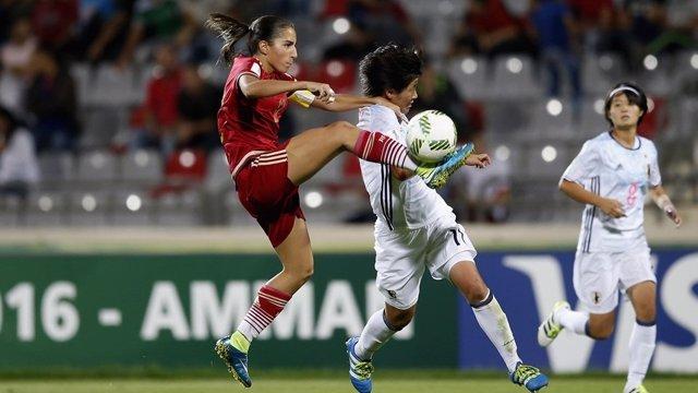 España Sub-17 femenina cae en semifinales del Mundial de Jordania
