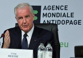 El británico Craig Reedie, reelegido presidente de la Agencia Mundial Antidopaje