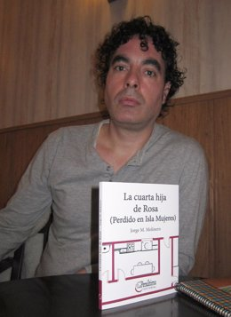 El poeta Jorge M. Molinero