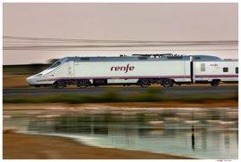 Los trenes Alvia entre Pamplona y Madrid baten un récord con 411.647 pasajeros en un año
