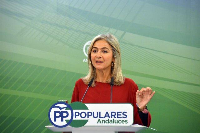 Nota De Prensa, Audio Y Fotos PP Andaluz: Patricia Del Pozo