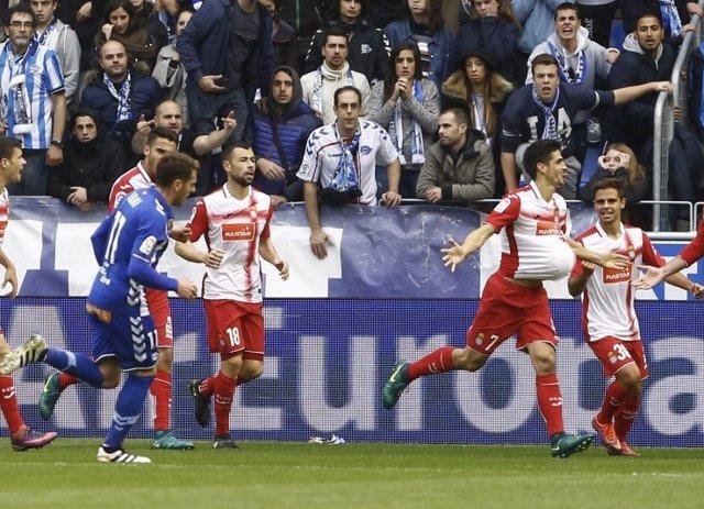 Gerard Moreno Alavés Espanyol