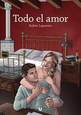 Portada libro de Rubén Lapuente Todo el amor