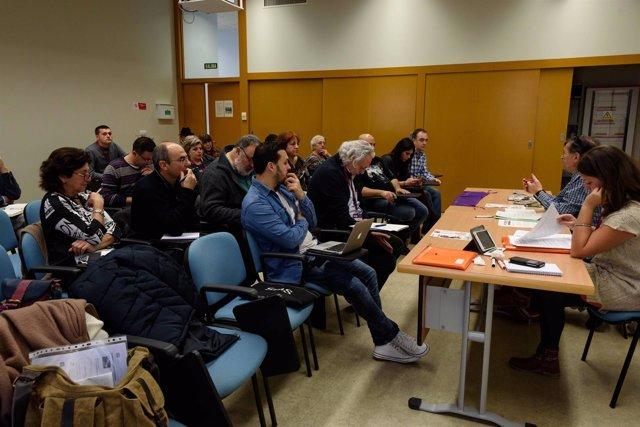 Encuentro Estatal de Círculos de Sanidad de Podemos.