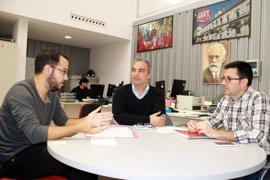 IU apoya el plan de empleo propuesto por UGT para reforestar la ciudad de Sevilla