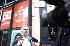 C's no descarta un futuro pacto postelectoral de los no independentistas como pide SCC