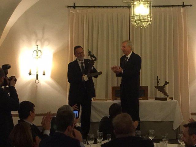 Sadeco recibe un premio de Asociación de Empresas Públicas de Medioambiente