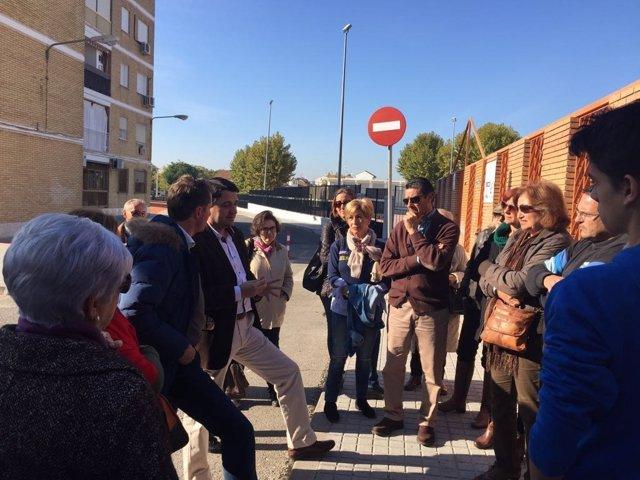 El PP de Córdoba pide impulso para la apertura del polideportivo de Alcolea