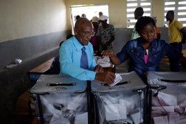 Cierran los colegios electorales en Haití tras una jornada marcada por la calma