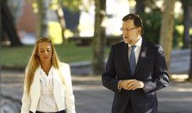 Tintori critica a los mediadores con Maduro pero dice que le da tranquilidad la implicación del Vaticano
