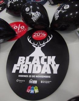 Imagen del Black Friday