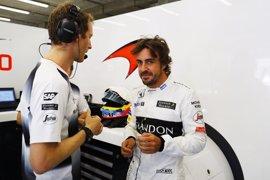 """Alonso: """"Espero que apretemos para tener un positivo final"""""""