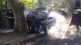 16 personas han muerto en accidentes de tráfico en Cantabria en lo que va de año