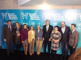 RTVE estrenará el 10 de diciembre en La 2 la serie documental en 4K 'Ciudades españolas Patrimonio de la Humanidad'