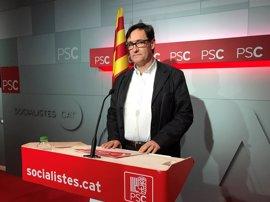 """El PSC advierte que si no encaja en el PSOE, difícilmente Cataluña puede encajar en España"""""""