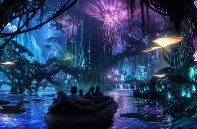 Parque temático Avatar