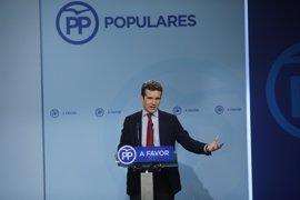 """El PP no valora el pacto PNV-PSE porque """"ni siquiera"""" lo ha hecho la dirección del PSOE"""