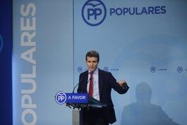 """El PP dice que Rajoy """"no ha defraudado"""" tras cinco años gobernando y alaba su papel internacional: """"España ha vuelto"""""""