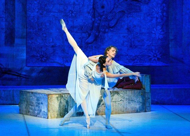 El Ballet Imperial Ruso.