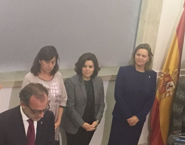 Maria Salom toma posesión de su nuevo cargo