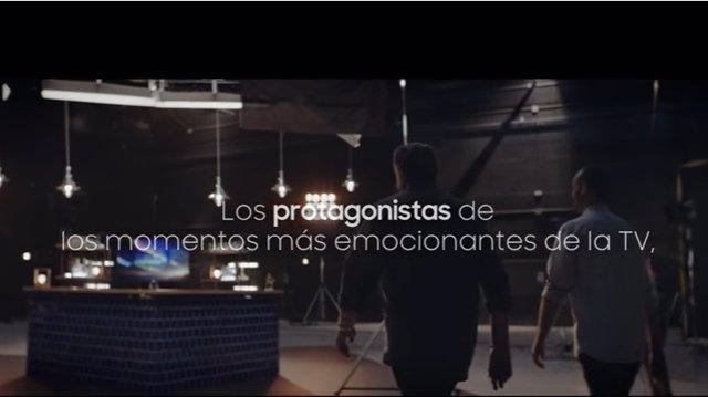 Campaña de Samsung