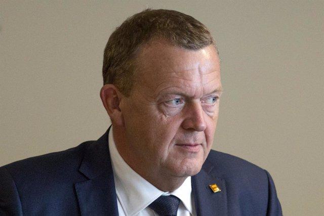 Lars Lokke Rasmussen, primer ministro de Dinamarca