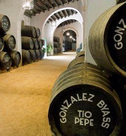 Bodegas Tío Pepe renueva su 'Q de Calidad Turística'