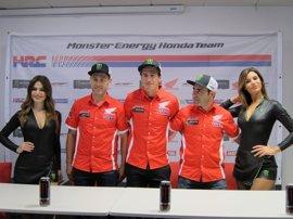 El Monster Energy Honda Team de Barreda, a ganar el Dakar desde la sede de Honda España