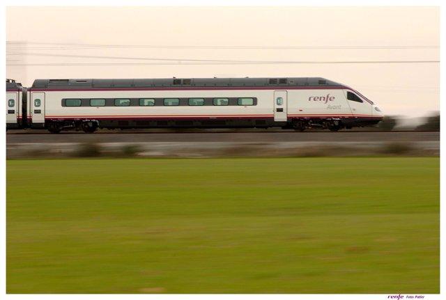 Tren, AVE, alta velocidad