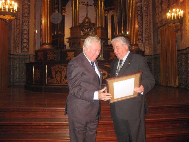 José Luis García Palacios, De Caja Rural Del Sur, Premio Alfonso X El Sabio