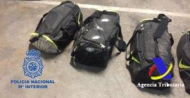 Incautados 100 kilos de cocaína en Algeciras en una operación con siete detenidos