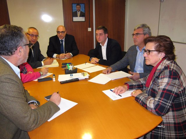 David Gonzalez Medina Comision Educacion Junta Local PP Gijón