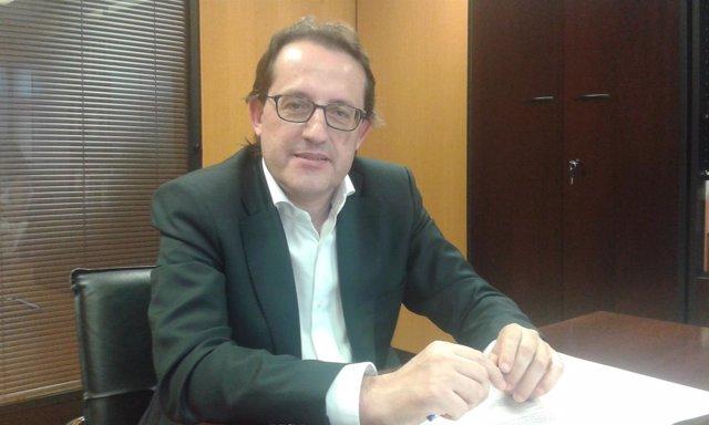 El secretario de Políticas Educativas Antoni Llobet