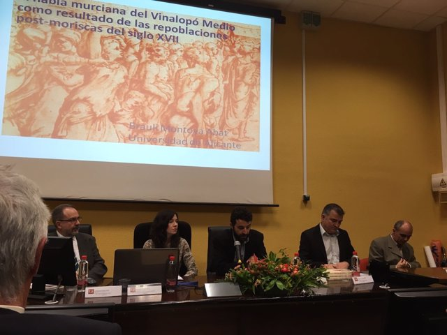 Imagen de la VIII Jornada del Murciano