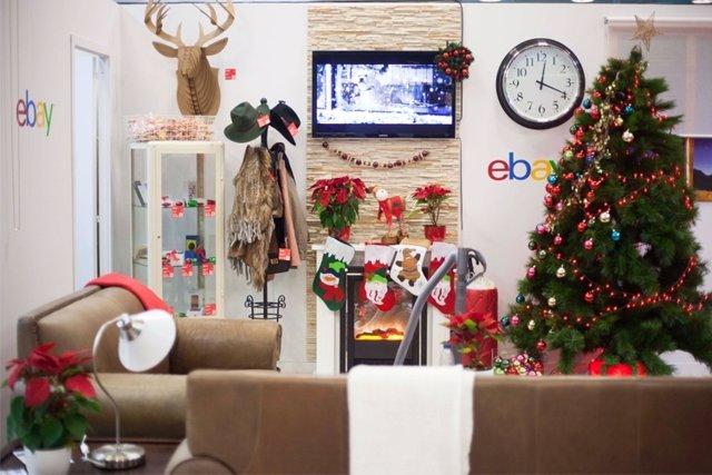 Cada minuto se compra un juguete en eBay en época navideña