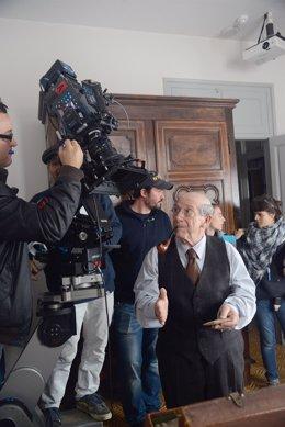 Joan Pera interpreta a Pau Casals en el telefilme 'Pau Casals'