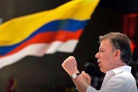 """Las FARC urgen a Santos a aplicar el acuerdo de paz para acabar con el """"genocidio"""""""
