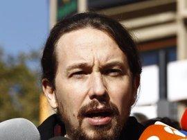 """Pablo Iglesias dice que Podemos ejercerá """"una oposición potente""""  en el País Vasco"""