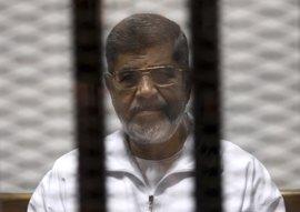 Revocada la cadena perpetua al presidente depuesto Mursi y al líder de Hermanos Musulmanes