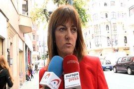 """Mendia abre la puerta a poner """"nación"""" en el Estatuto vasco"""