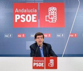 Núñez pide al TSJA que investigue al parlamentario Carmelo Gómez (PSOE-A) por Mercasevilla