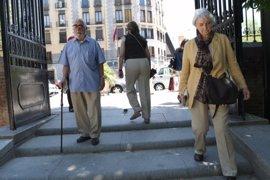 La pensión media en C-LM en noviembre fue de 839,50 euros