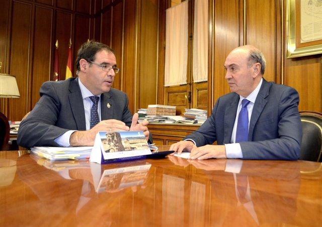 Ndp Diputación Guadalajara (CON CORTES DE SONIDO) Latre Y Prieto Solicitarán Una